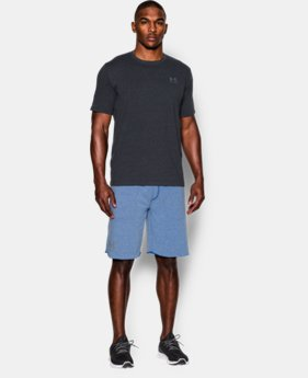 New Arrival  Men's UA Terry Fleece Shorts LIMITED TIME: FREE SHIPPING  $64.99