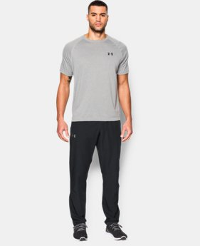 Men's UA Tapered Woven Pants