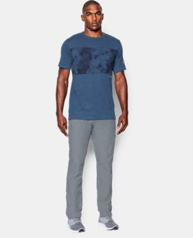 Men's UA Tapered Woven Pants  1 Color $59.99