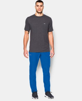 Men's UA Tapered Woven Pants  1 Color $35.99 to $44.99