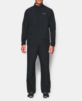 Men's UA Vital Warm-Up Suit  1 Color $63.99