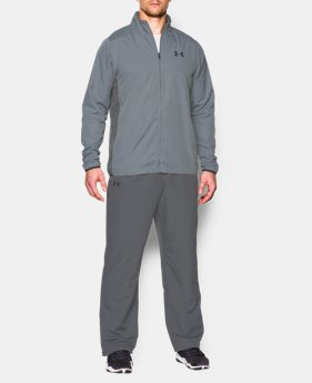 Men's UA Vital Warm-Up Suit LIMITED TIME: FREE SHIPPING 2 Colors $71.99