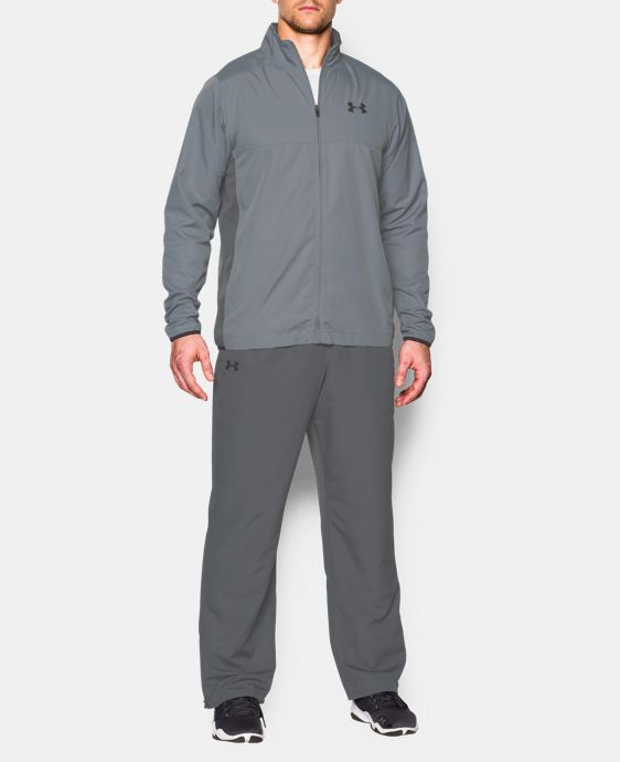Men's UA Vital Warm-Up Suit LIMITED TIME: FREE U.S. SHIPPING 1 Color $63.99