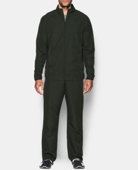 New Arrival  Men's UA Vital Warm-Up Suit LIMITED TIME: FREE SHIPPING  $94.99