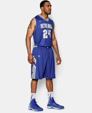 Men's Seton Hall UA Basketball Shorts LIMITED TIME: FREE U.S. SHIPPING 1 Color $44.99