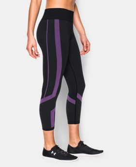 Women's UA Seamless Crop  1 Color $52.99