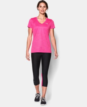 Women's UA Tech™ Print T-Shirt