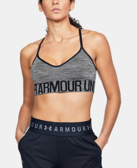 Women's Armour® Seamless Streaky Heather  1  Color Available $34.99