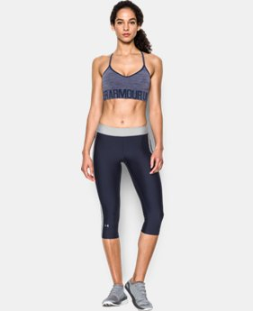 Women's Armour® Seamless Streaky Heather  1  Color Available $26.24