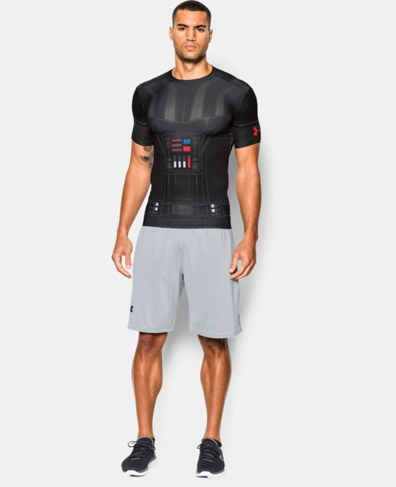 Men's Star Wars UA Vader Compression Shirt LIMITED TIME: FREE SHIPPING 1 Color $69.99