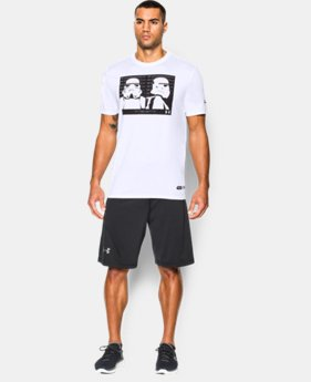 Men's Star Wars UA Trooper T-Shirt  1 Color $34.99