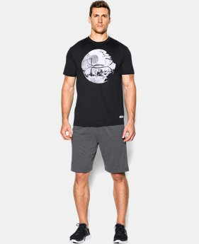 Men's Star Wars UA Death Star Team T-Shirt LIMITED TIME: FREE SHIPPING 1 Color $34.99