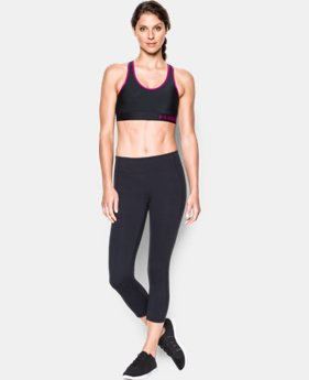 Women's Armour Mid Sports Bra LIMITED TIME: FREE SHIPPING  $29.99