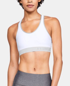 Women's Armour® Mid Sports Bra  2  Colors Available $29.99