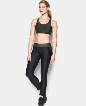 Women's Armour Mid Sports Bra  5 Colors $24.99