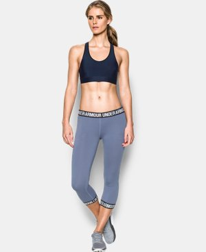 New Arrival  Women's Armour® Mid Sports Bra  6 Colors $29.99