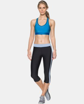 Women's Armour Mid Sports Bra  5 Colors $29.99