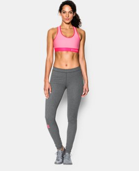 New to Outlet Women's Armour Mid Sports Bra  4 Colors $18.99