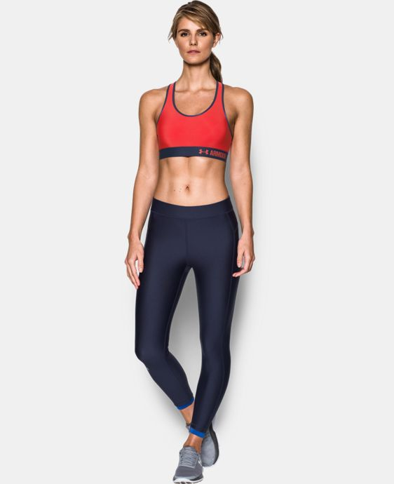 Women's Armour® Mid Sports Bra  11 Colors $29.99