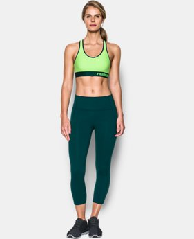 Best Seller Women's Armour® Mid Sports Bra  4 Colors $24.99