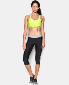 Best Seller Women's Armour Mid Sports Bra  1 Color $24.99