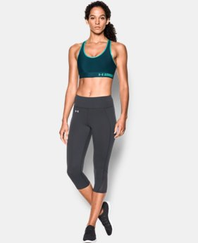 Women's Armour® Mid Sports Bra LIMITED TIME: FREE SHIPPING 18 Colors $17.24 to $22.99