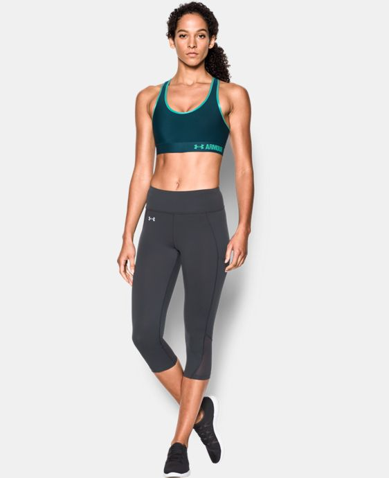Women's Armour Mid Sports Bra  21 Colors $29.99