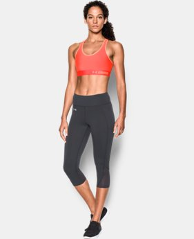 Women's Armour® Mid Sports Bra  1 Color $17.24 to $22.99