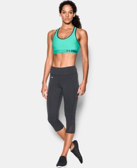 Women's Armour® Mid Sports Bra  7 Colors $17.99 to $22.99