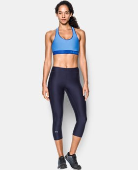 Women's Armour® Mid Sports Bra  9 Colors $29.99