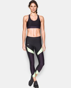 Women's Armour® Mid — Printed Sports Bra  1 Color $16.88 to $17.24