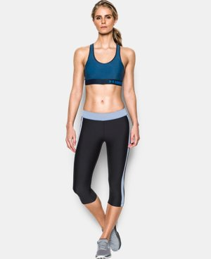 Women's UA HeatGear® Armour Printed Mid  2 Colors $29.99