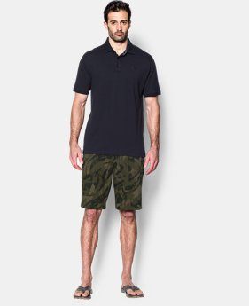 Men's UA Performance Chino Printed Shorts  1 Color $53.99