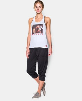 Women's UA Muhammad Ali Photo real Tank