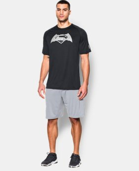 Men's Under Armour® Alter Ego Superman v Batman T-Shirt