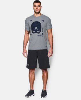 Men's Under Armour® Alter Ego Captain America Tactical T-Shirt