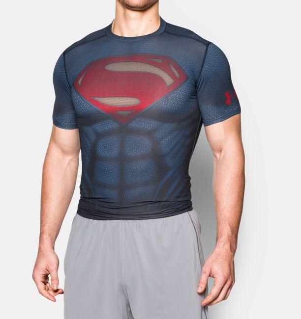da56fade3b5 Men s Under Armour® Alter Ego Superman Compression Shirt