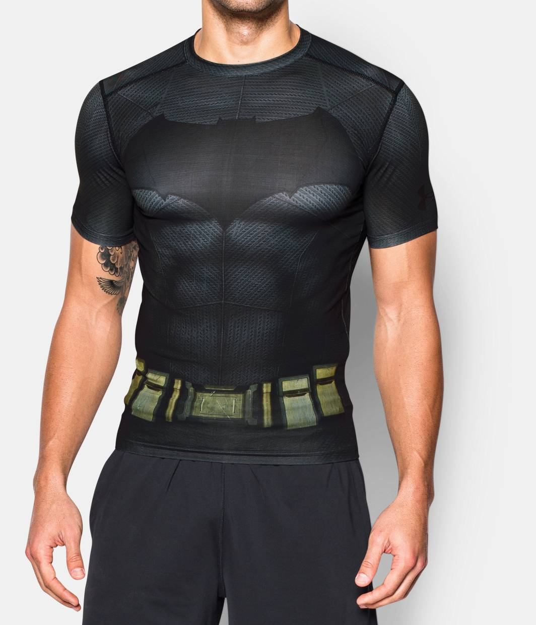 Men 39 S Under Armour Alter Ego Batman Compression Shirt