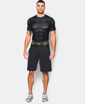 New Arrival Men's Under Armour® Alter Ego Batman Compression Shirt  1  Color Available $59.99