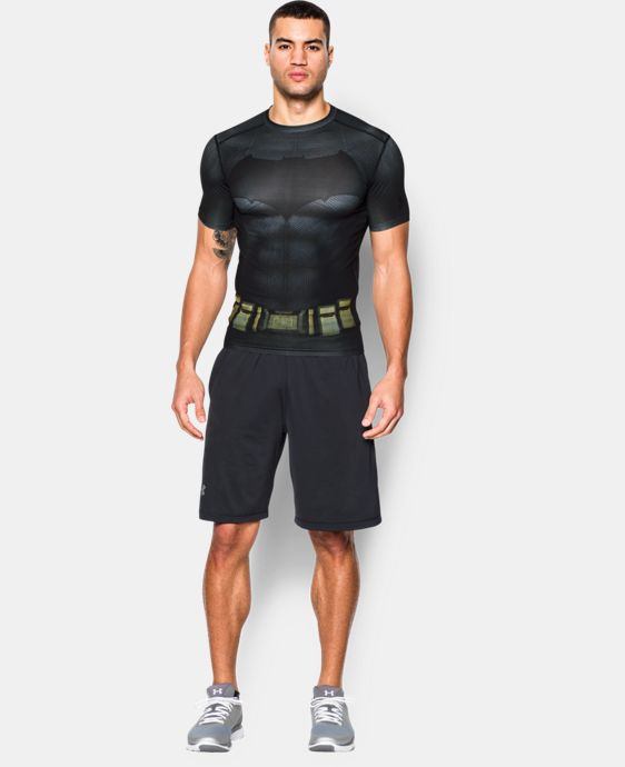 New Arrival  Men's Under Armour® Alter Ego Batman Compression Shirt  1 Color $69.99