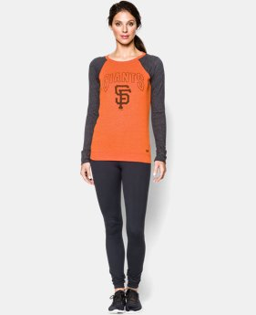 Women's San Francisco UA Tri-Blend Long Sleeve