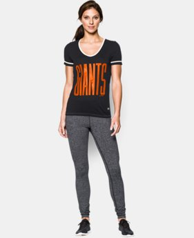 Women's San Francisco Giants UA Shirzee T-Shirt