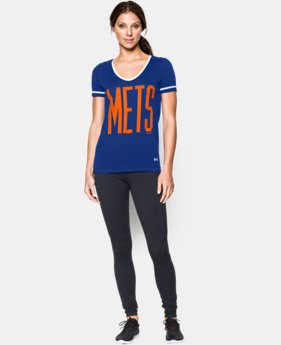 Women's New York Mets UA Shirzee T-Shirt