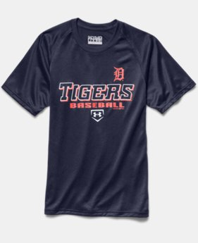 Boys' Detroit Tigers UA Tech™ T-Shirt