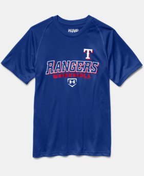 Boys' Texas Rangers UA Tech™ T-Shirt