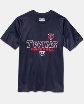 Boys' Minnesota Twins UA Tech™ T-Shirt