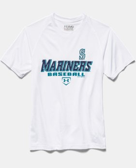 Boys' Seattle Mariners UA Tech™ T-Shirt