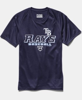 Boys' Tampa Bay Rays UA Tech™ T-Shirt