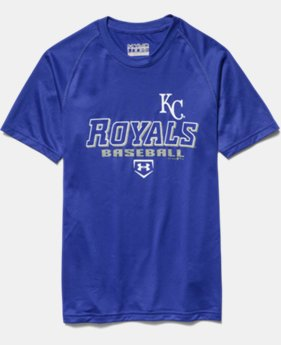 Boys' Kansas City Royals UA Tech™ T-Shirt