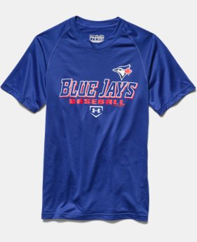Boys' Toronto Blue Jays Baseball UA Tech™ T-Shirt
